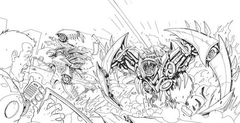 TF Book HFD pg 10-11 pencil by MarceloMatere