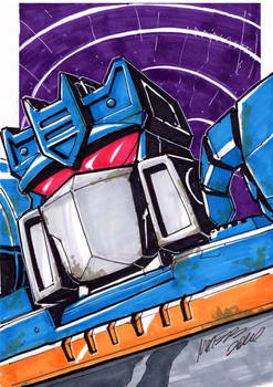 Soundwave Warmup sketch