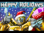 Happy Holidays Prime