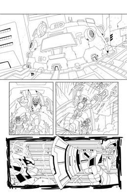 TF Animated Botcon page 6 inks