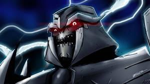 Transformers Prime Megatron sketch