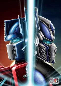 Primes! 30th Anniversary Brazilian official poster
