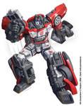 Transformers box art