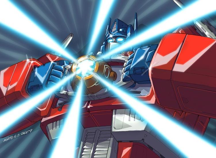 [Pro Art et Fan Art] Artistes à découvrir: Séries Animé Transformers, Films Transformers et non TF Prime_with_the_matrix_by_mmatere