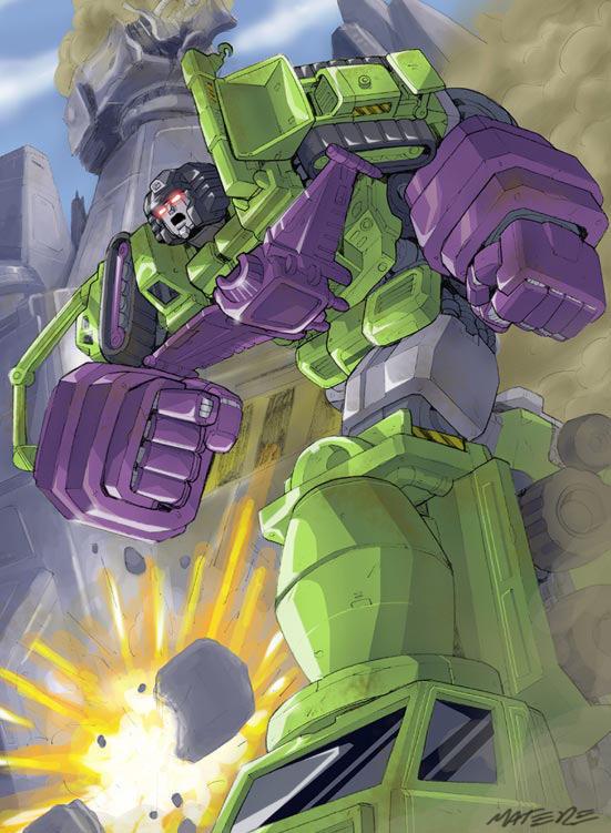 [Pro Art et Fan Art] Artistes à découvrir: Séries Animé Transformers, Films Transformers et non TF Prepare_for_extermination_by_mmatere