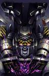 Megatron Origins 1 cover color