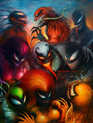 Symbiotes by junkome