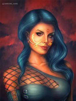 Sargon the Sorceress (Jaimini Sargent)