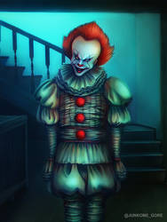 Pennywise by junkome