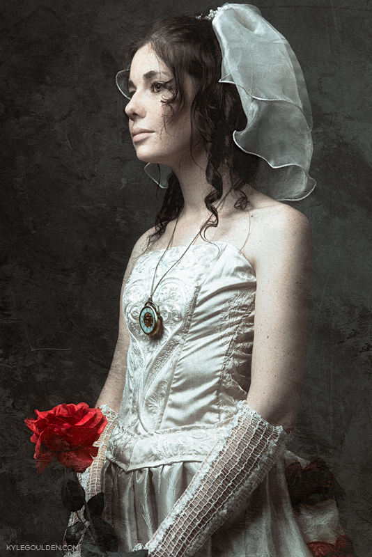 Wedding Dress by SIN-BIN