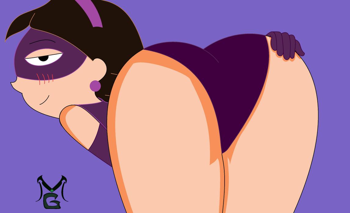 Butt Dancer 23