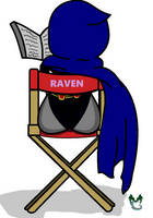 Teen Titans Go! To The Movies Tt Raven Edition by MasterghostUnlimited