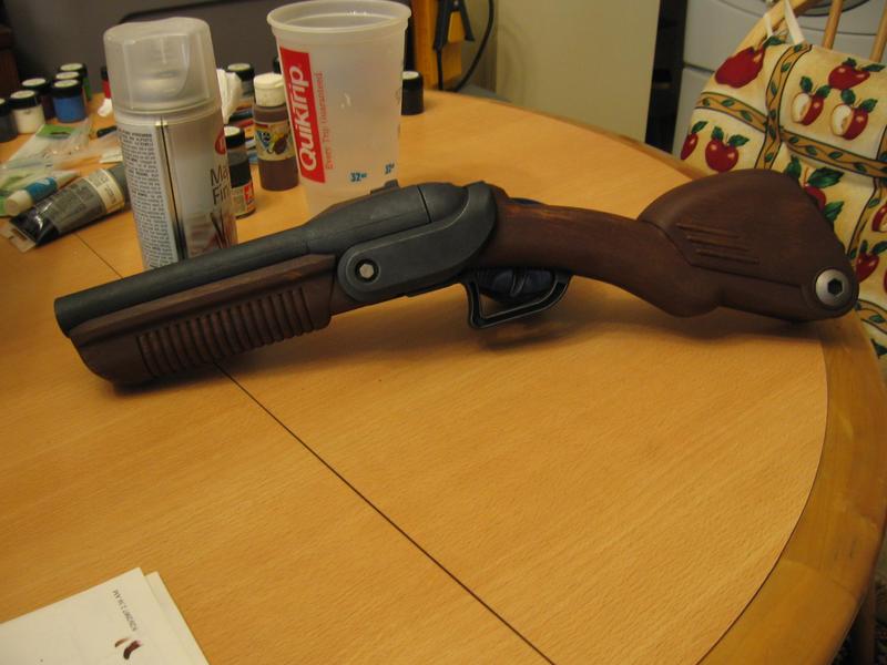 Silent Strike : A blow gun ...
