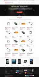 Apple iPhone Parts by bilalashrafmalik