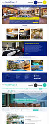 Hotel Website by bilalashrafmalik