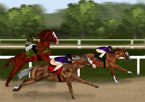 2015 Travers stake entry:: The Apocalpyse