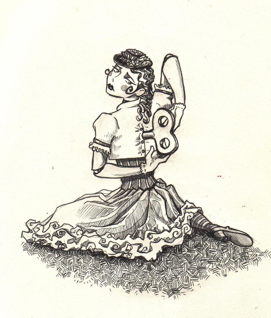Perpetual Motion Machine by pennyfarthing1893 on deviantART