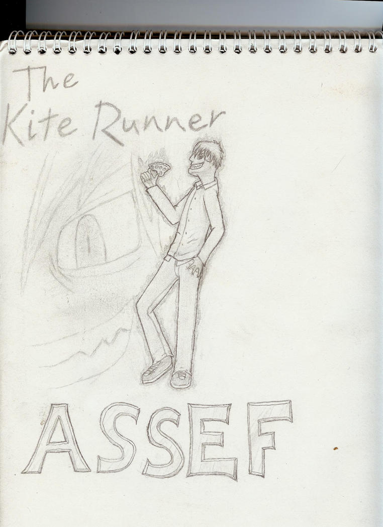 the kiterunner assef by kernalgohd on  the kiterunner assef by kernalgohd