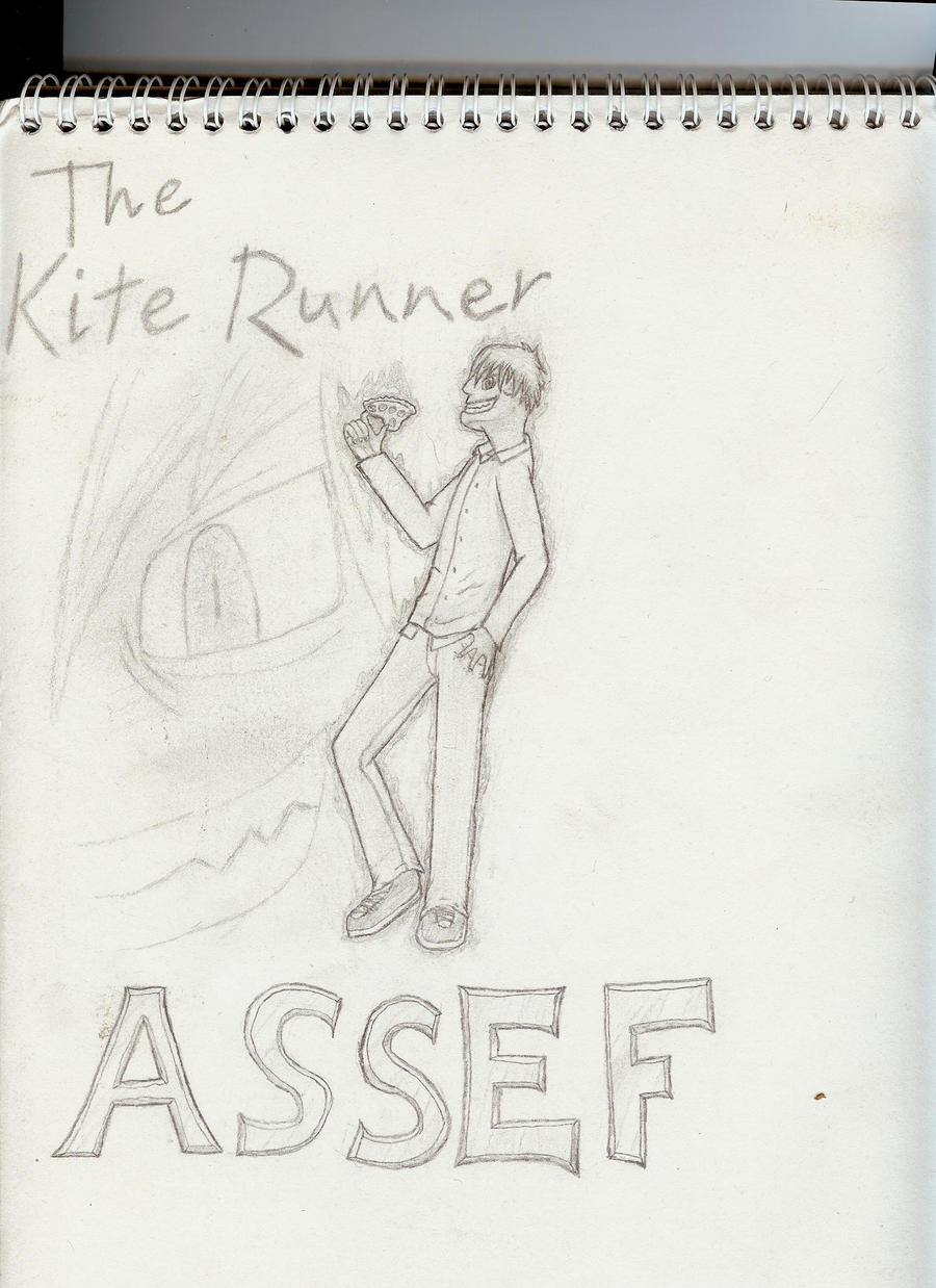 Assef The Kite Runner
