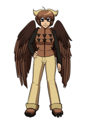 Audrey The Noctowl Final Evo by CyberMisadventures