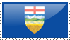 Alberta Stamp by idawggeh