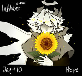 PKMN-NH: Inktober [Day 10: Hope]