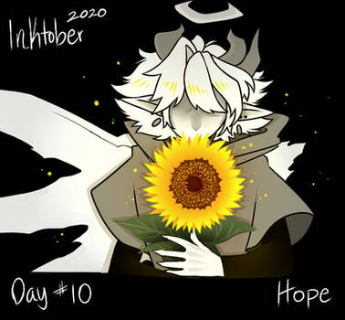 PKMN-NH: Inktober [Day 10: Hope]