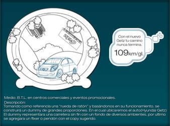 'Rueda de Raton' Hyundai by jpz001