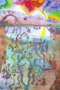 Otherworld - lake