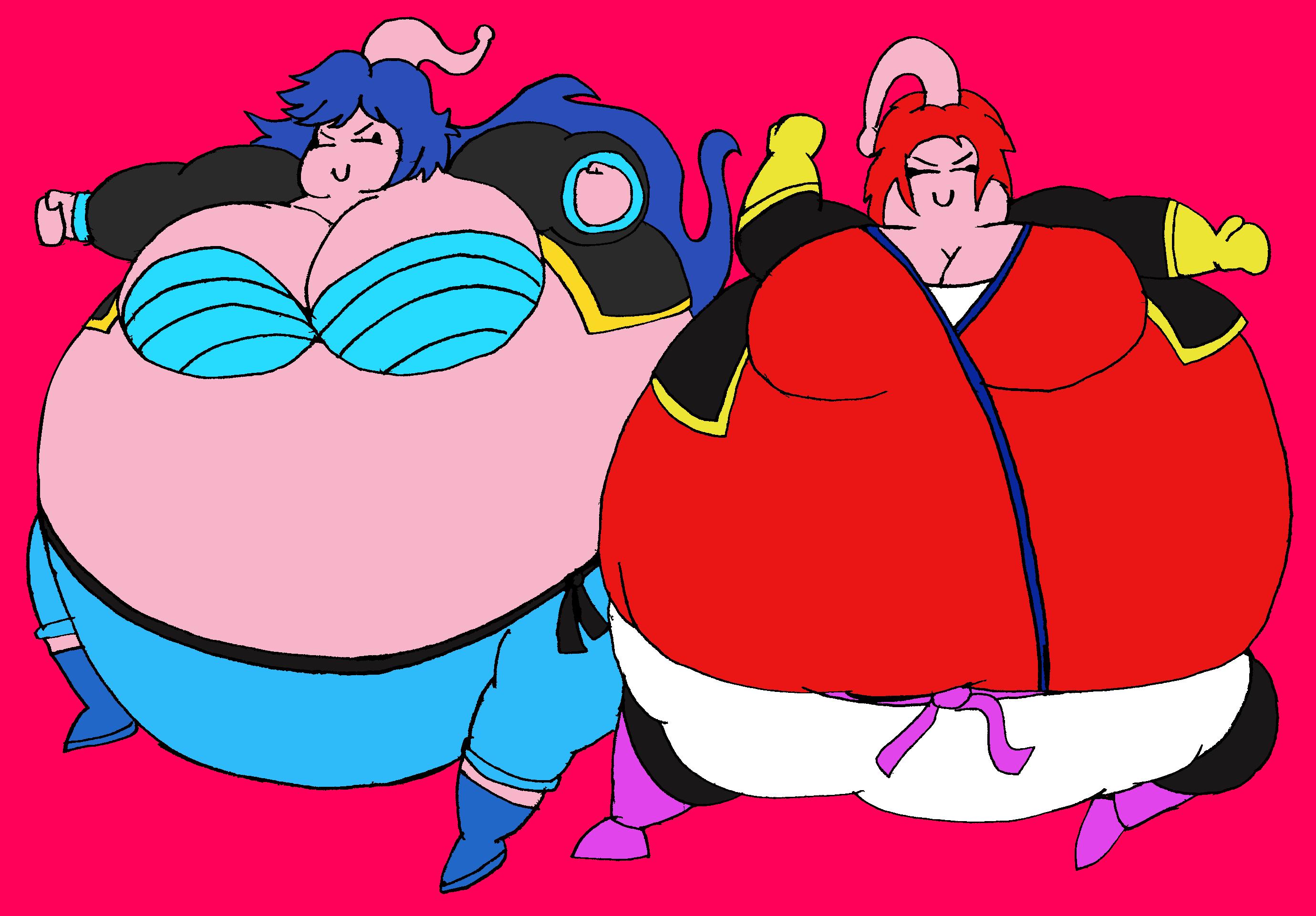Fat Buu Dbz  |Fat Buu