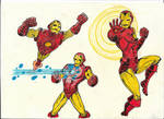 Vintage IronMan by HotMagma