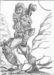 Man-At-Arms (MOTU) by HotMagma