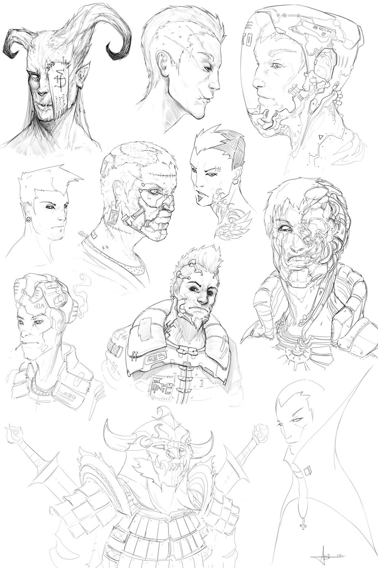 Sketch2012 M by AdrianDadich