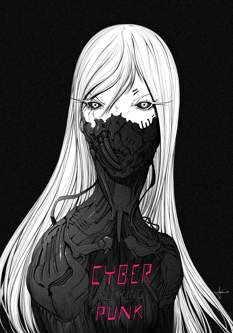 CyberPunk by AdrianDadich