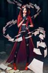 Versus Nottington - The Paper Witch