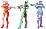 Cyborg Specialists