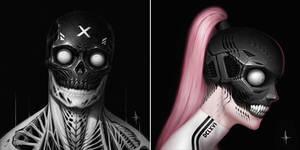 Skull Faces