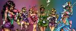 Disney Scouts Batch 3 by TwoTigerMoon