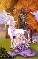 The Last Unicorn by TwoTigerMoon