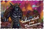 Ishnualah from Darnassus