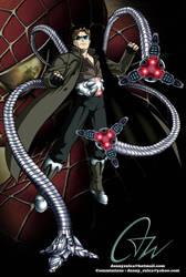 Dr Octopus - Spiderman by dannysulca
