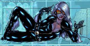 ::Ultimate Black Cat::
