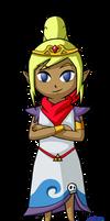Hyrule's new Ruler