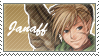 Fire Emblem - Janaff Stamp by Zaziki7