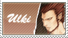 Fire Emblem - Ulki Stamp by Zaziki7