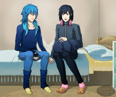 DMMd SS - Sharing a Moment Together