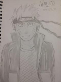 Naruto by Faith48Raven