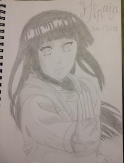 Hinata by Faith48Raven