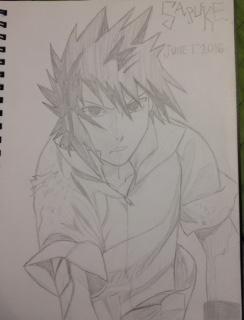 Sasuke by Faith48Raven
