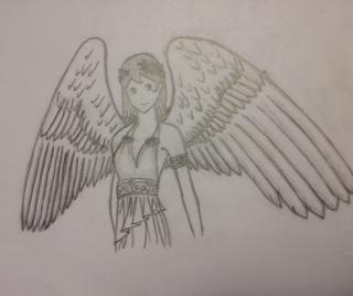 Gaurdian Angel by Faith48Raven